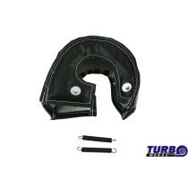 Kipufogó Turbo hővédő T25 Fekete